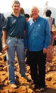 Saverio Gaeta e Padre Livio Fanzaga